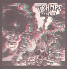 The Cramps - …Off The Bone - LP Vinyl