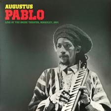Augustus Pablo - Live At The Greek Theater, Berkeley 1984 RSD - LP Colored Vinyl