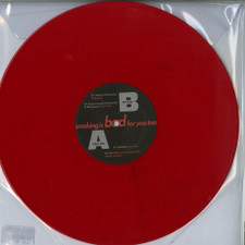 "Various Artists - Smoking Is Bad For You Too - 12"" Colored Vinyl"