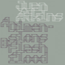 "Juan Atkins - Dimensions / Flash Flood - 12"" Vinyl"