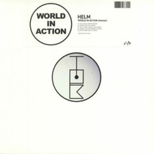 "Helm - World In Action Remixed - 12"" Vinyl"
