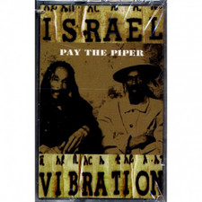Israel Vibration - Pay The Piper - Cassette