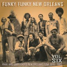 Various Artists - Funky Funky New Orleans Vol. 6 - LP Vinyl
