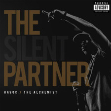 Havoc x The Alchemist - The Silent Partner + Instrumentals - 2x LP Colored Vinyl