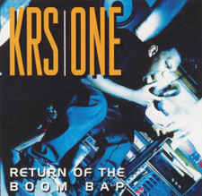 KRS-One - Return Of The Boom Bap - 2x LP Colored Vinyl+7""