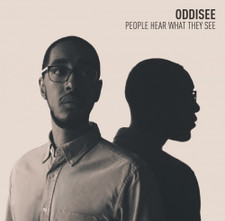 Oddisee - People Hear What They See - 2x LP Vinyl