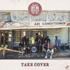 """Hot 8 Brass Band - Take Cover - 12"""" Vinyl"""