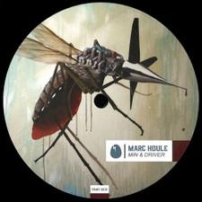 """Marc Houle - Min & Driver - 12"""" Vinyl"""