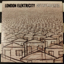 "London Elektricity - Outnumbered - 7"" Vinyl"