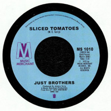 """Just Brothers - Sliced Tomatoes - 7"""" Vinyl"""