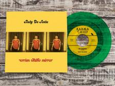 """Rudy De Anda - The Mirror - 7"""" Colored Vinyl"""