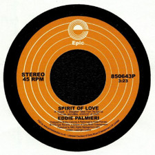 "Eddie Palmieri - Spirit Of Love - 7"" Vinyl"
