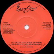 "Lil' Jazzy Jay & Cool Supreme - B-Boys Style - 7"" Vinyl"