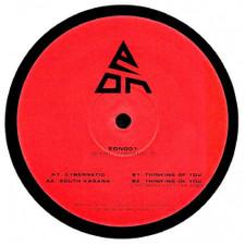 """Sepehr - Cybernetic Ep - 12"""" Vinyl"""