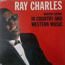 Ray Charles - Modern Sounds In Country & Western Music - LP Vinyl