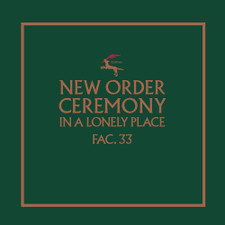 "New Order - Ceremony (Version 1) - 12"" Vinyl"