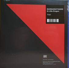 """Badbadnotgood & Little Dragon - Tried - 7"""" Vinyl"""