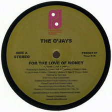 "The O'Jays - For The Love Of Money - 12"" Vinyl"