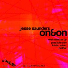 "Jesse Saunders - On & On (2019 Remixes) - 12"" Vinyl"