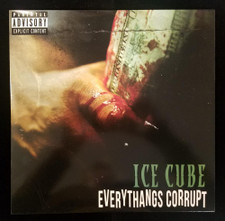 Ice Cube - Everythangs Corrupt - 2x LP Vinyl