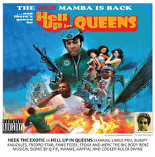 Neek The Exotic - Hell Up In Queens - LP Colored Vinyl