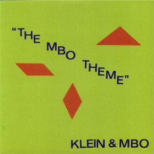"Klein & MBO - The MBO Theme - 12"" Vinyl"