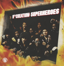 9th Creation - Superheroes - LP Vinyl