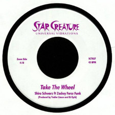 "Shiro Schwarz - Take The Wheel - 7"" Vinyl"