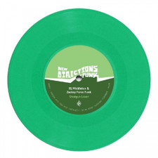 "XL Middleton & Zackey Force Funk / DJ Spinna - New Directions In Funk Vol. 4 - 7"" Colored Vinyl"