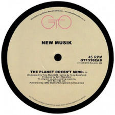 "New Musik - The Planet Doesn't Mind - 12"" Vinyl"