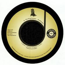"""The King Rooster - Mudslinger - 7"""" Vinyl"""
