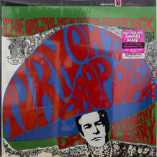 Timothy Leary - Turn On, Tune In, Drop Out (Original Motion Picture Soundtrack) - LP Colored Vinyl
