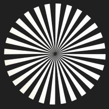 Op Art - 3 - Single Slipmat