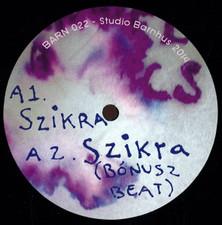 """Kornel Kovacs - Szikra - 12"""" Vinyl"""