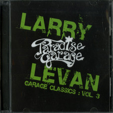 Larry Levan - Garage Classics Vol. 3 - CD