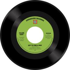 "Cajun Heart - Got To Find A Way / Lover's Prayer - 7"" Vinyl"