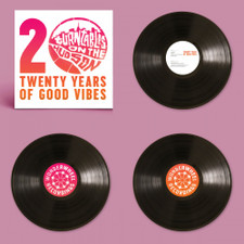 Various Artists - Turntables On The Hudson: Twenty Years Of Good Vibes - 3x LP Vinyl