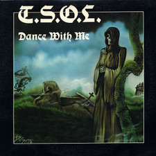 T.S.O.L. - Dance With Me - LP Vinyl