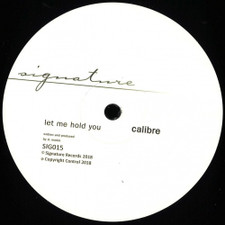 "Calibre - Let Me Hold You - 12"" Vinyl"