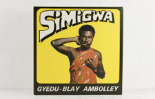 Gyedu-Blay Ambolley - Simigwa - LP Vinyl