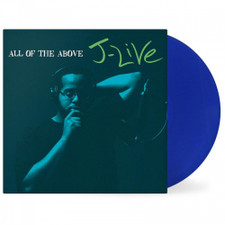J-Live - All Of The Above - 2x LP Colored Vinyl
