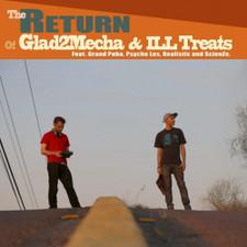 Glad2mecha & Ill Treats - The Return (Deluxe Edition) - 2x LP Vinyl