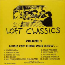 Various Artists - Loft Classics Vol. 1 - CD