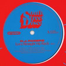 "D.J. Rogers - Love Brought Me Back - 12"" Vinyl"