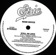 "Rose Royce - Still In Love / Best Love - 12"" Vinyl"
