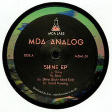 """MDA Analog - Shine Ep - 12"""" Vinyl"""