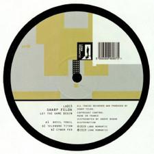 """Sharp Felon - Let The Game Begin - 12"""" Vinyl"""