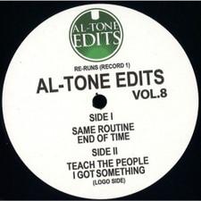"""Al-Tone - Edits Vol. 8 - 12"""" Vinyl"""