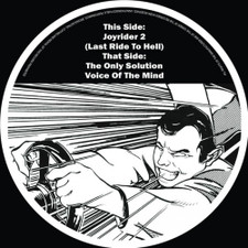 "The Criminal Minds - Last Ride To Hell - 12"" Vinyl"