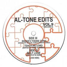 """Al-Tone - Edits Vol. 9 - 12"""" Vinyl"""